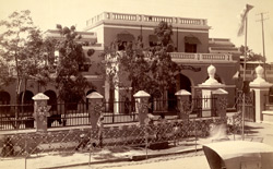 The Afzal Ganj Hospital, Hyderabad.